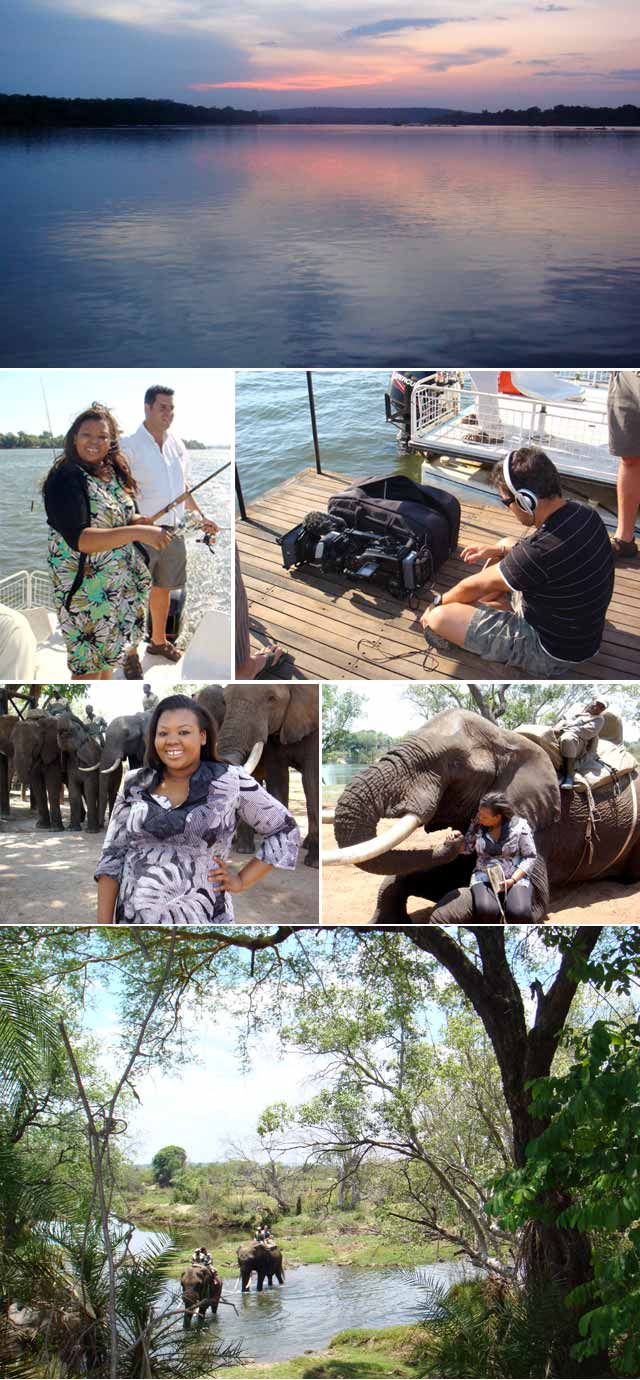 Top Billing explores Zambia with Anele