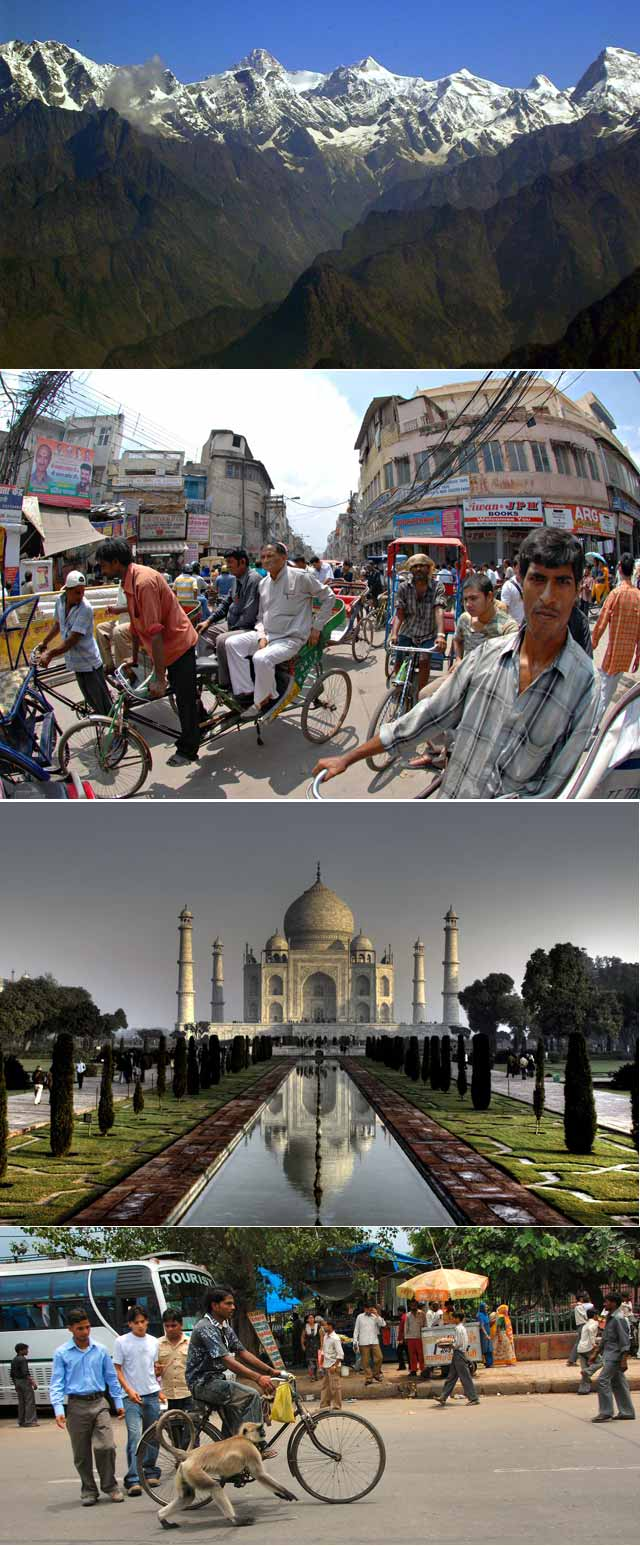Top Billing explores Delhi in India