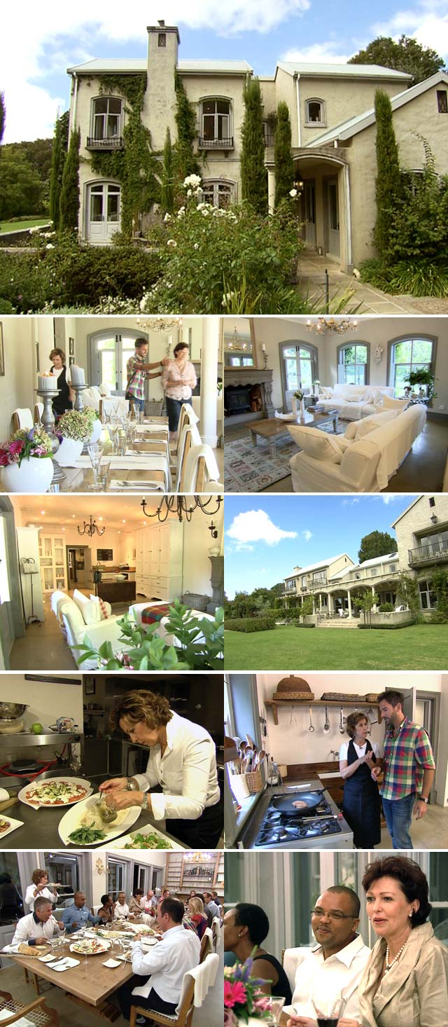 Top Billing visites the home of Nikki Booth