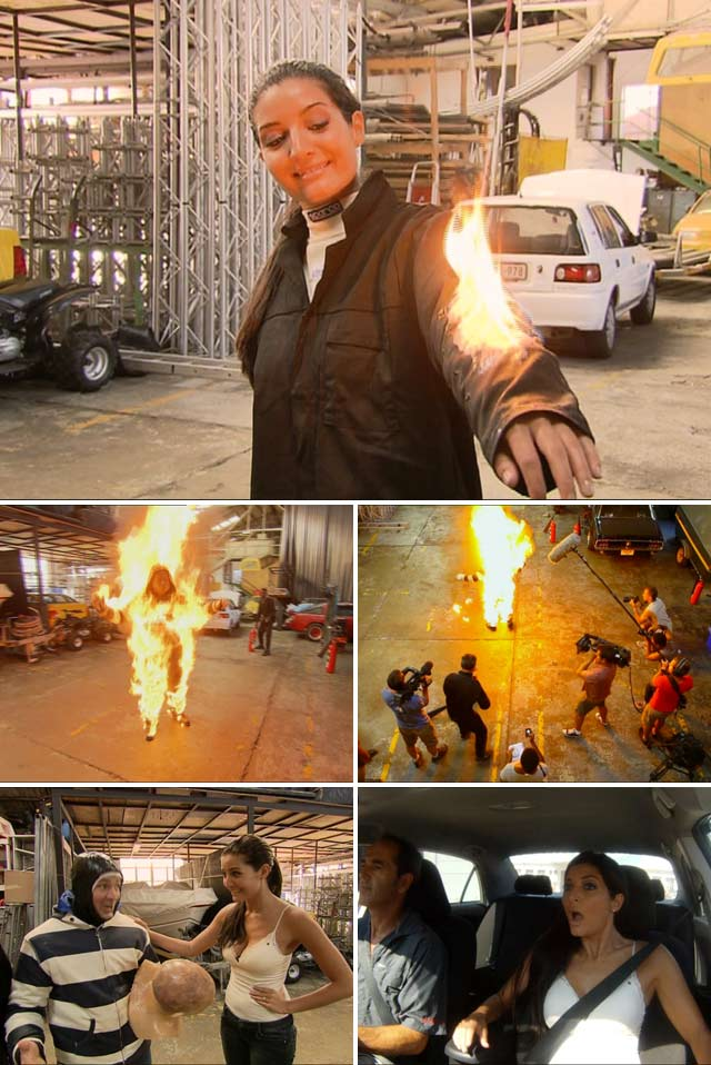 A Day with a Hollywood Stuntman