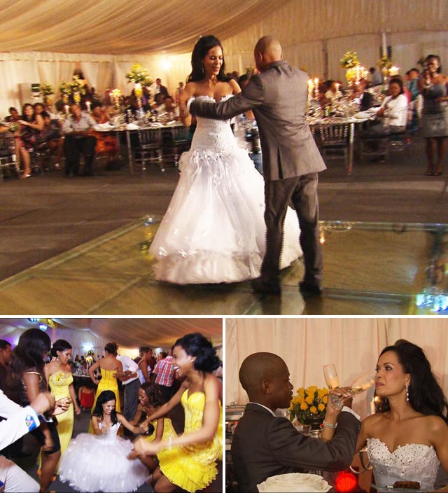 Wedding Bells in Mozambique