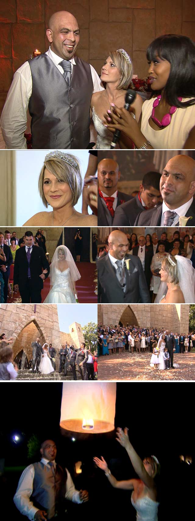 Gurthro Steenkamp wedding