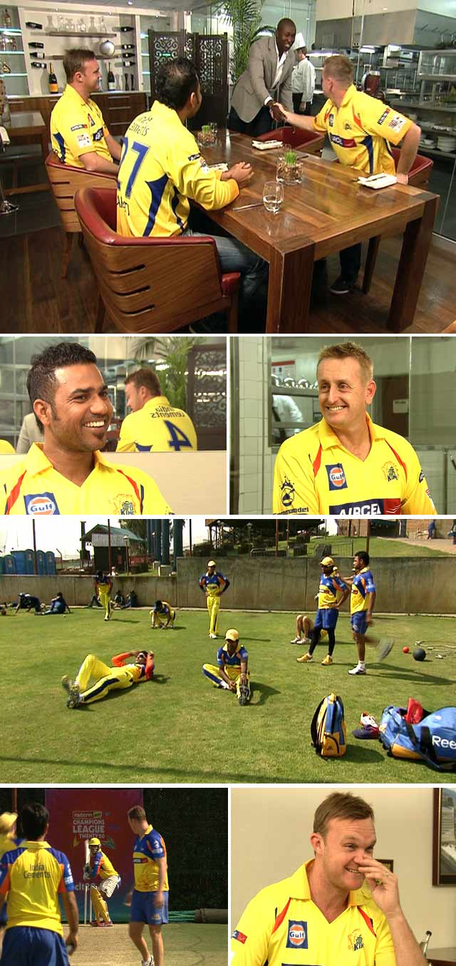 Top Billing interviews the Chennai Superkings