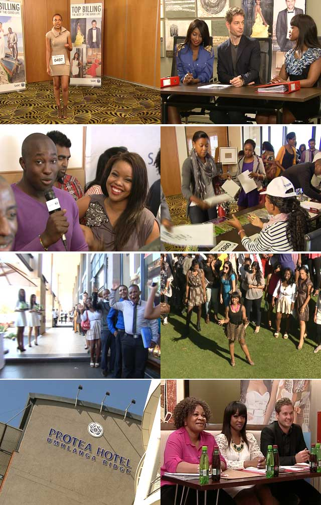Presenter Search Update Durban