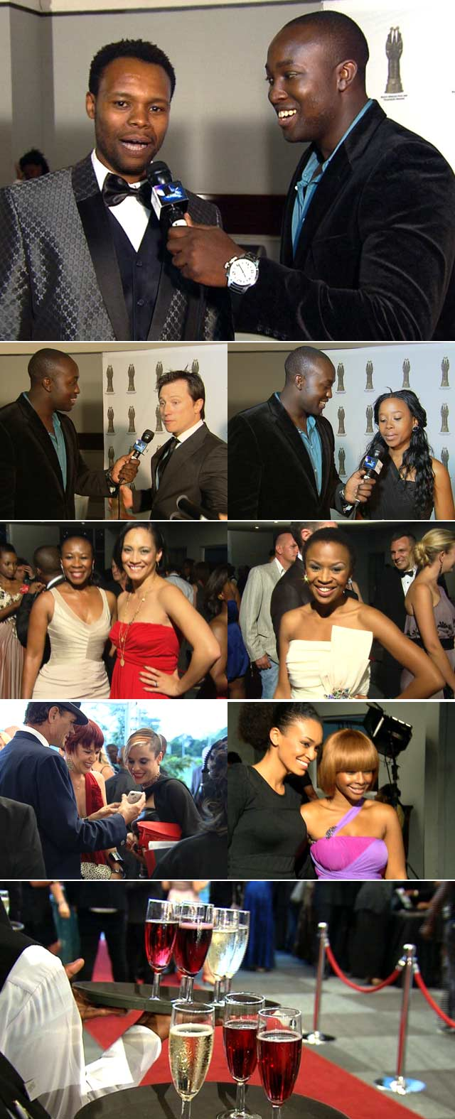 Top Billing covers the SAFTAS
