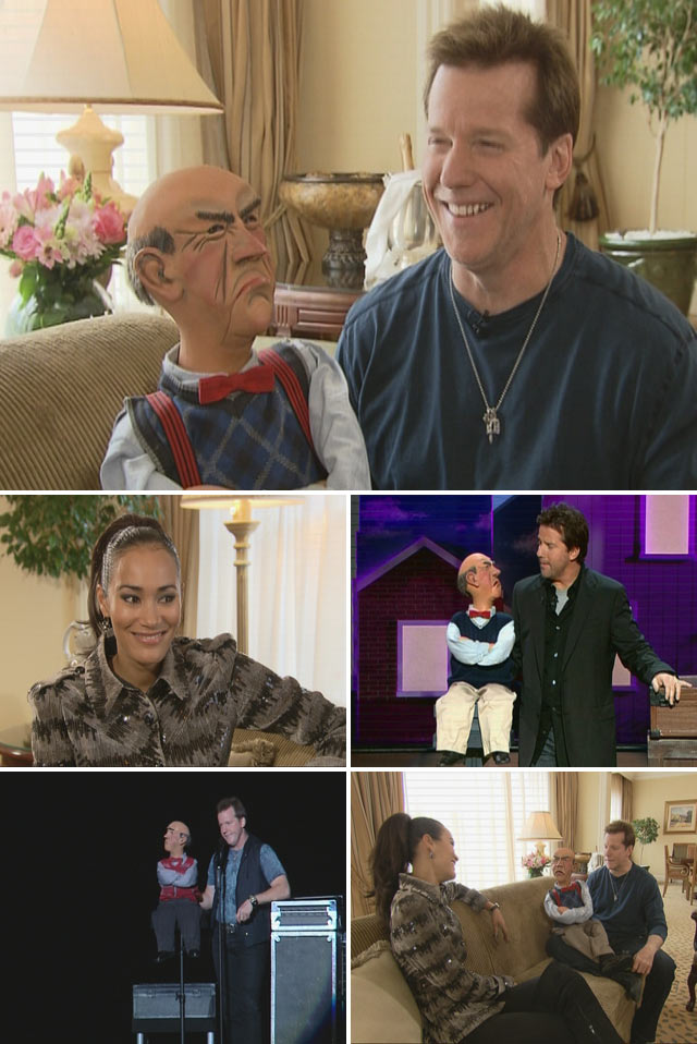 Jeff Dunham on Top Billing