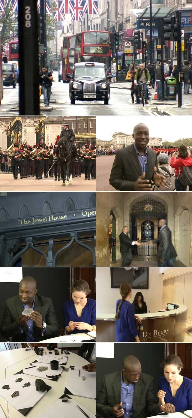 Top Billing attends the Diamond Jubilee 2012