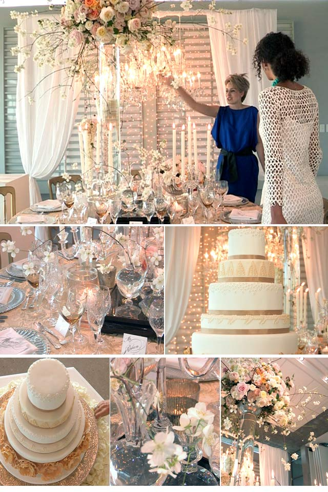 Summer wedding trends - Opulent Elegance