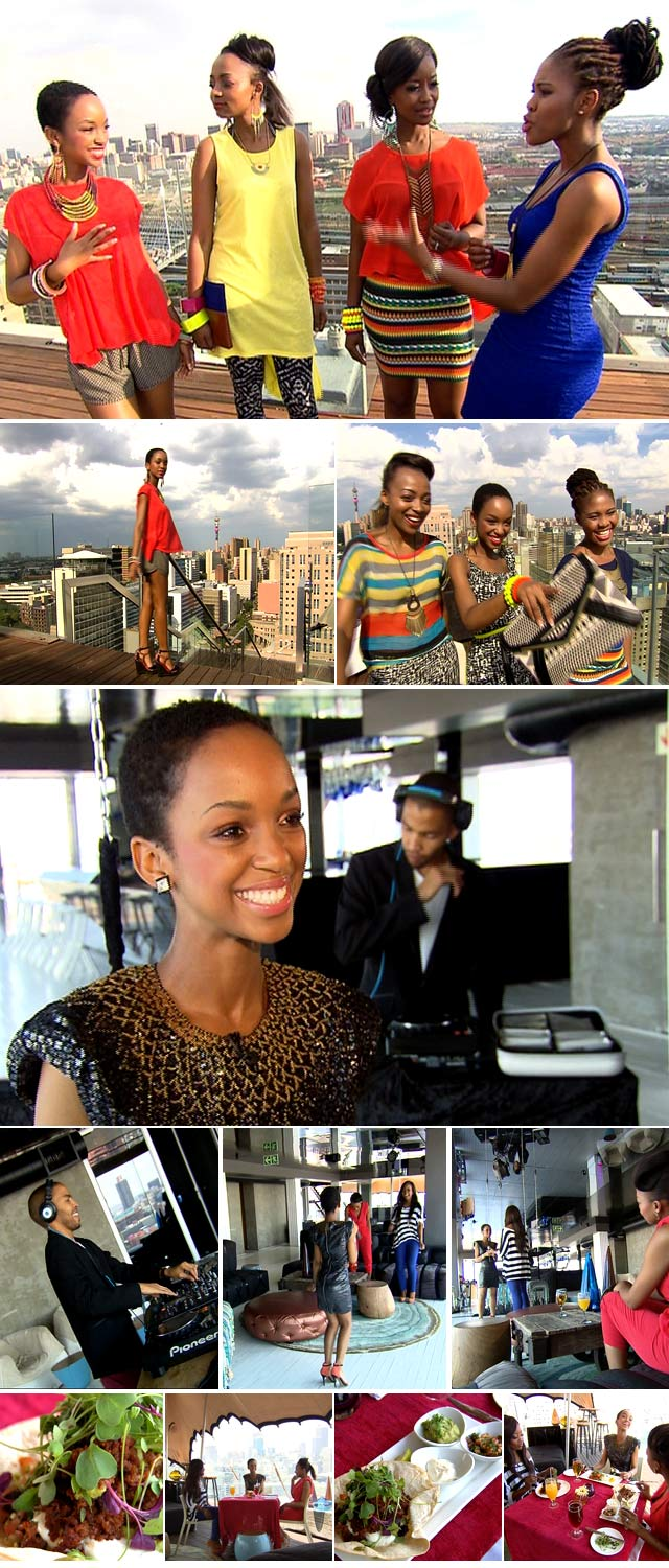 Techno Tribe fashion with Nandi Mngoma
