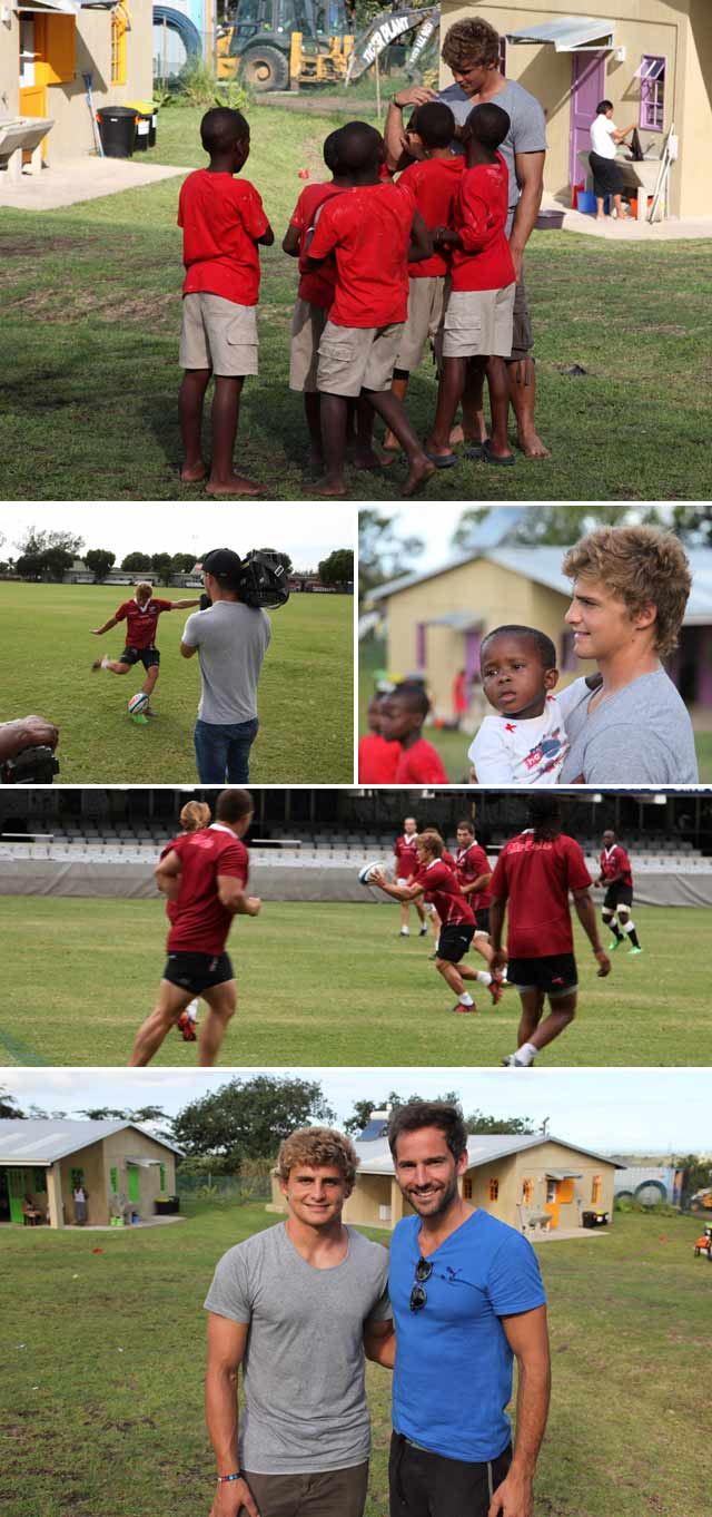A Day with Pat Lambie