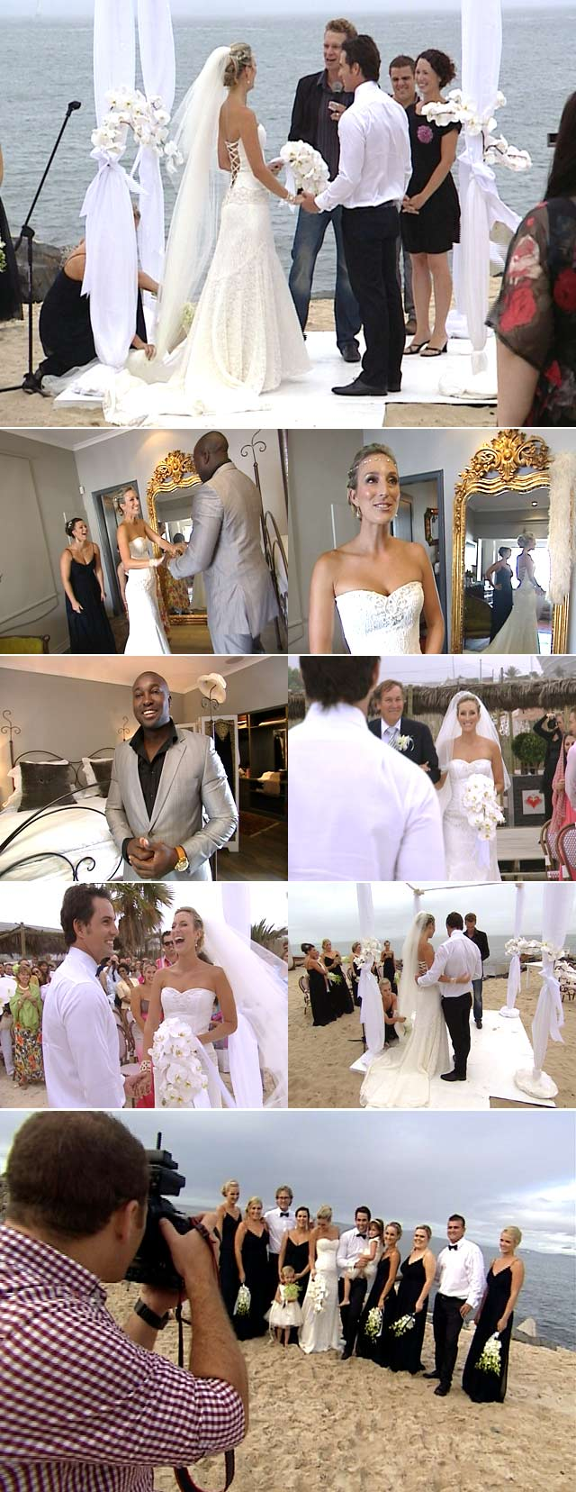 Greek Polish Wedding on Top Billing