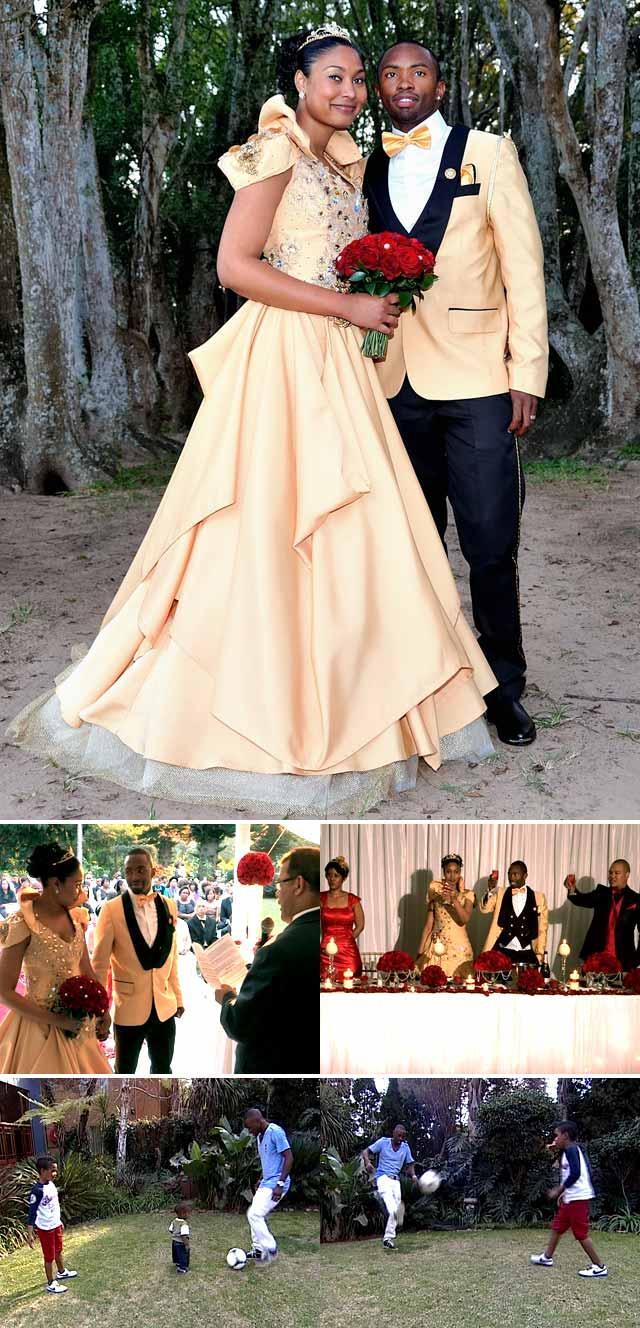 Bernard Parkers Wedding