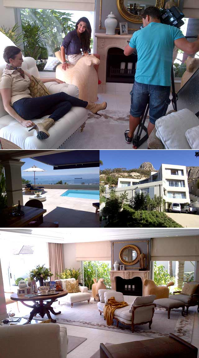 Top Billing features beautiful Bantry Bay home