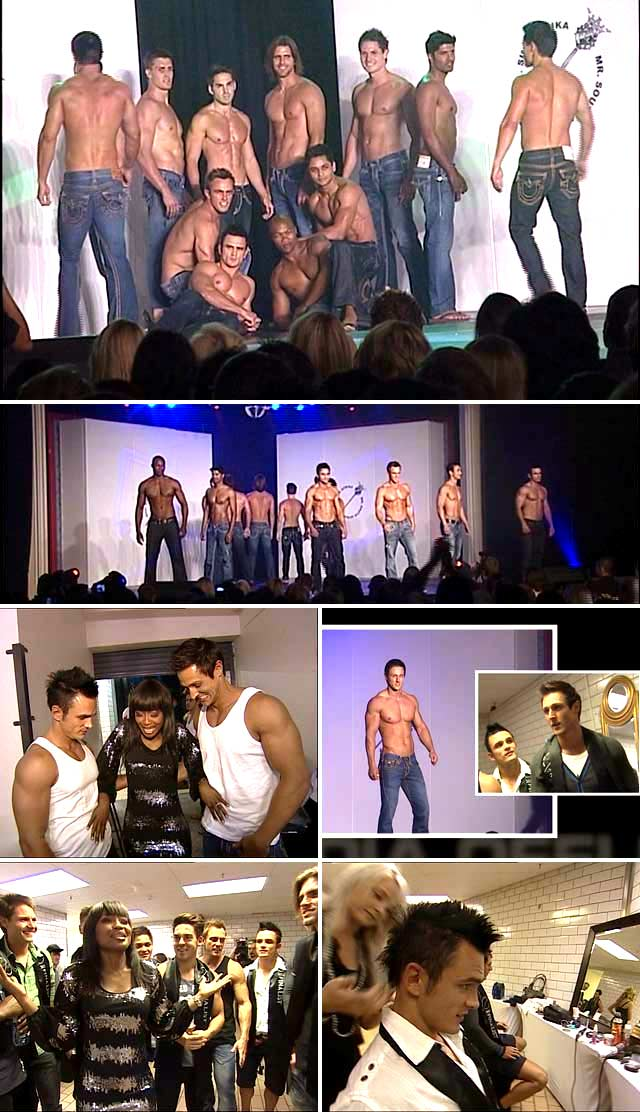 Mr South Africa 2012 on Top Billing