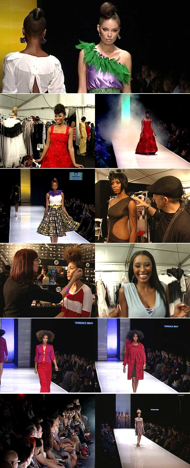 SA Fashion week 2012