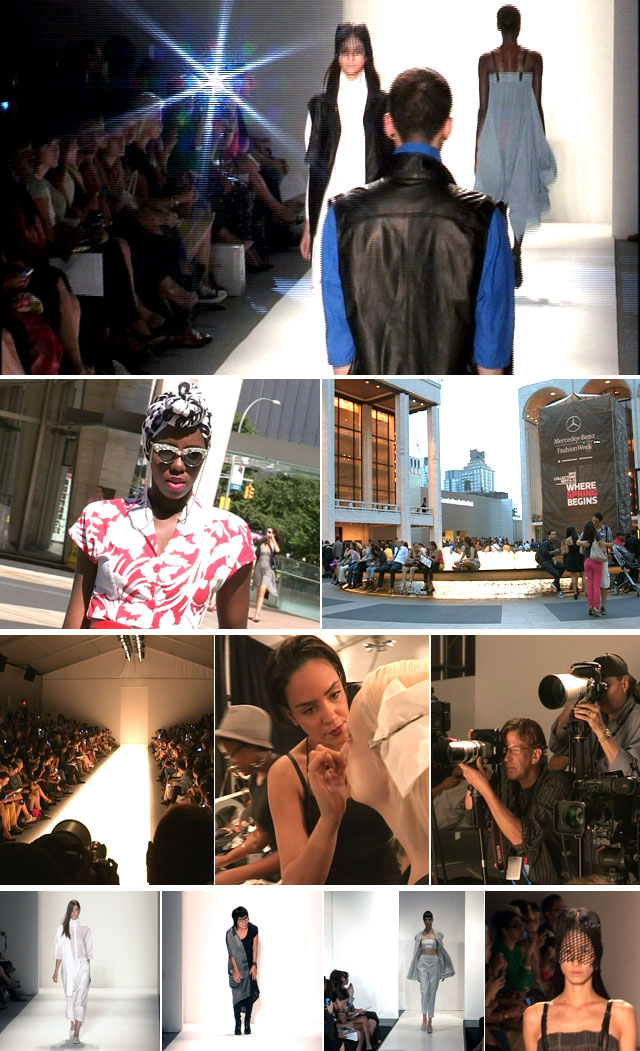 Top Billing attends NYFW 2012