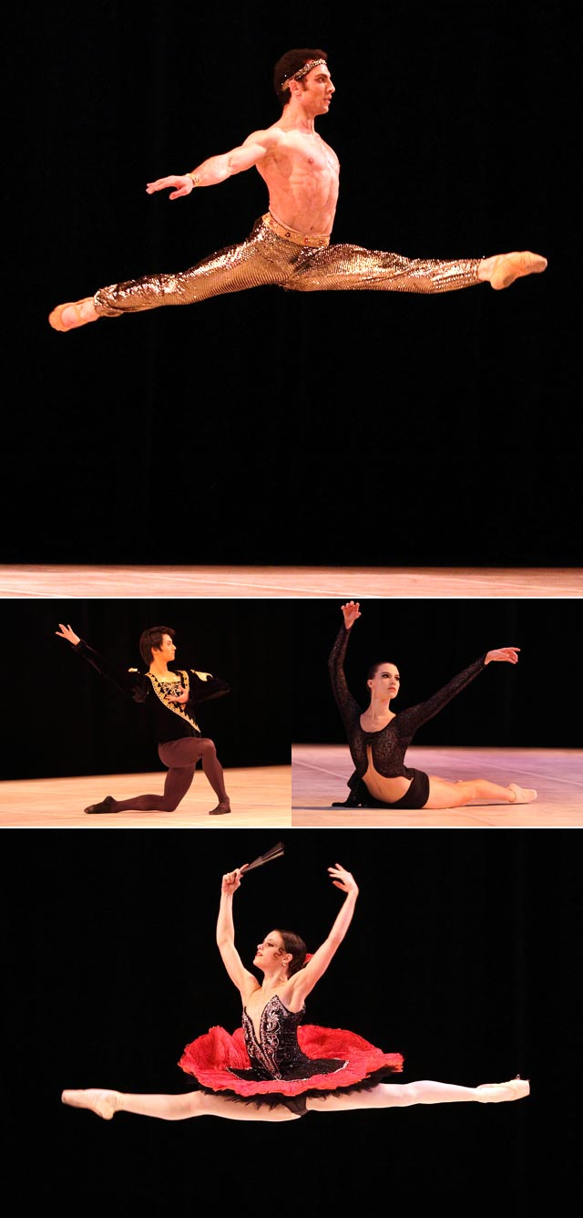 International Ballet competition on Top Billing
