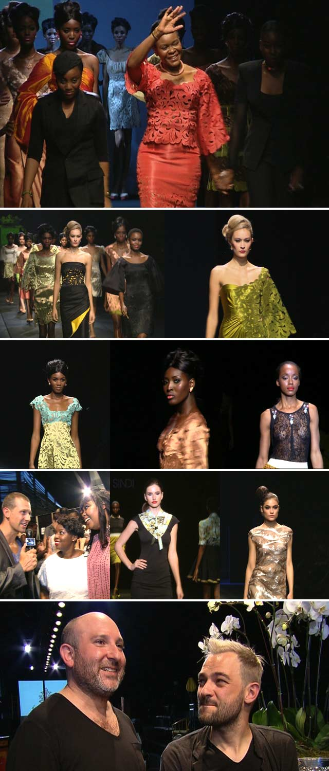 Mercedes-Benz Fashion Week Africa 2012