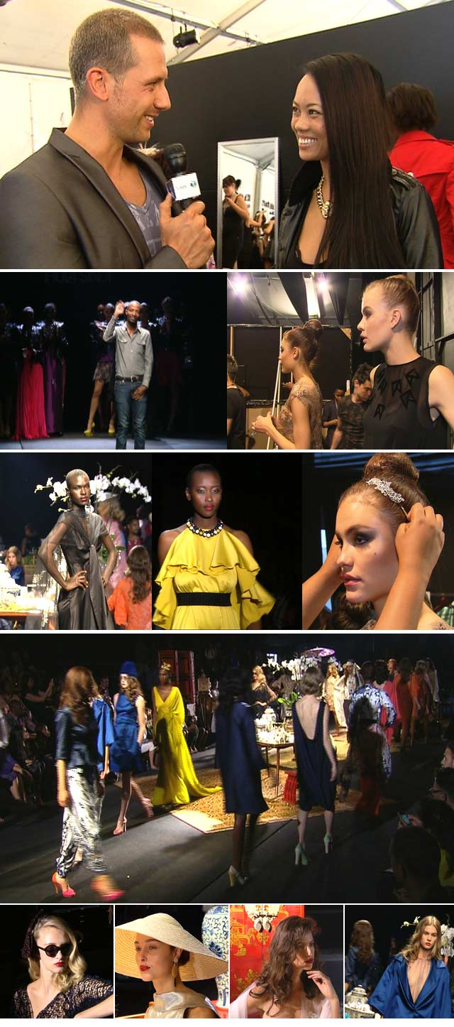 Mercedes-Benz Fashion Week Africa 2012 on Top Billing