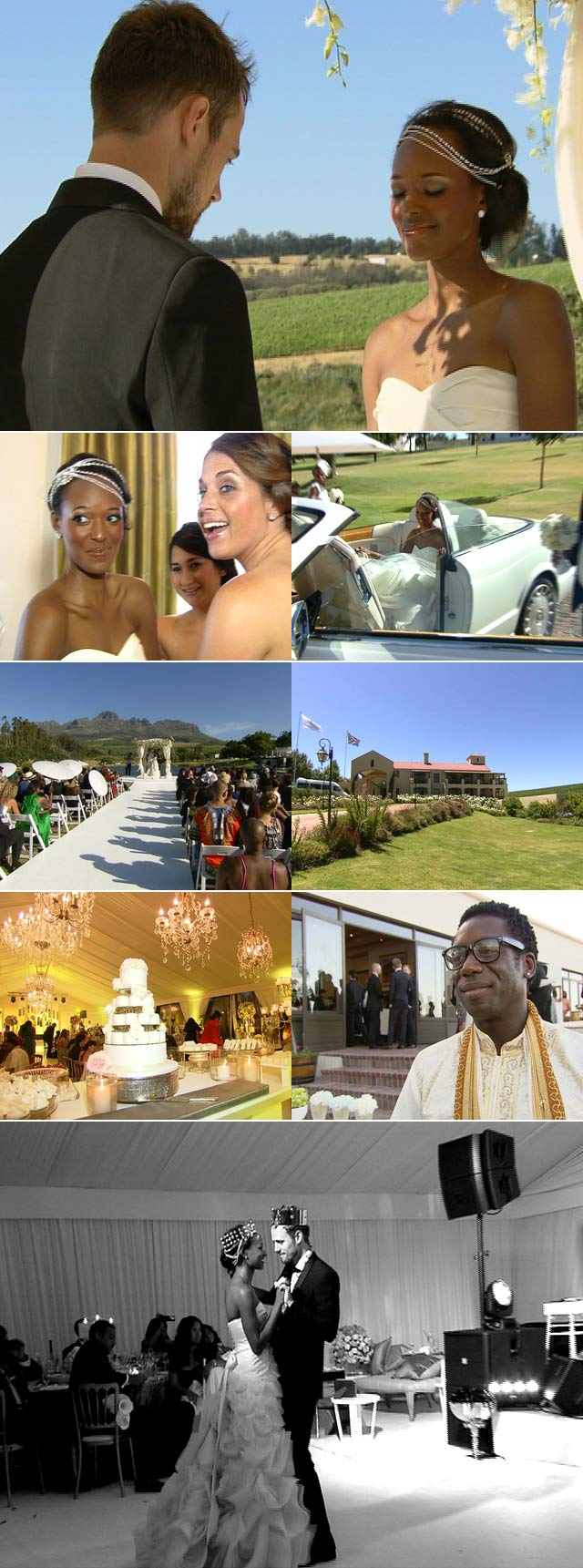 Zani Suttle wedding on Top Billing