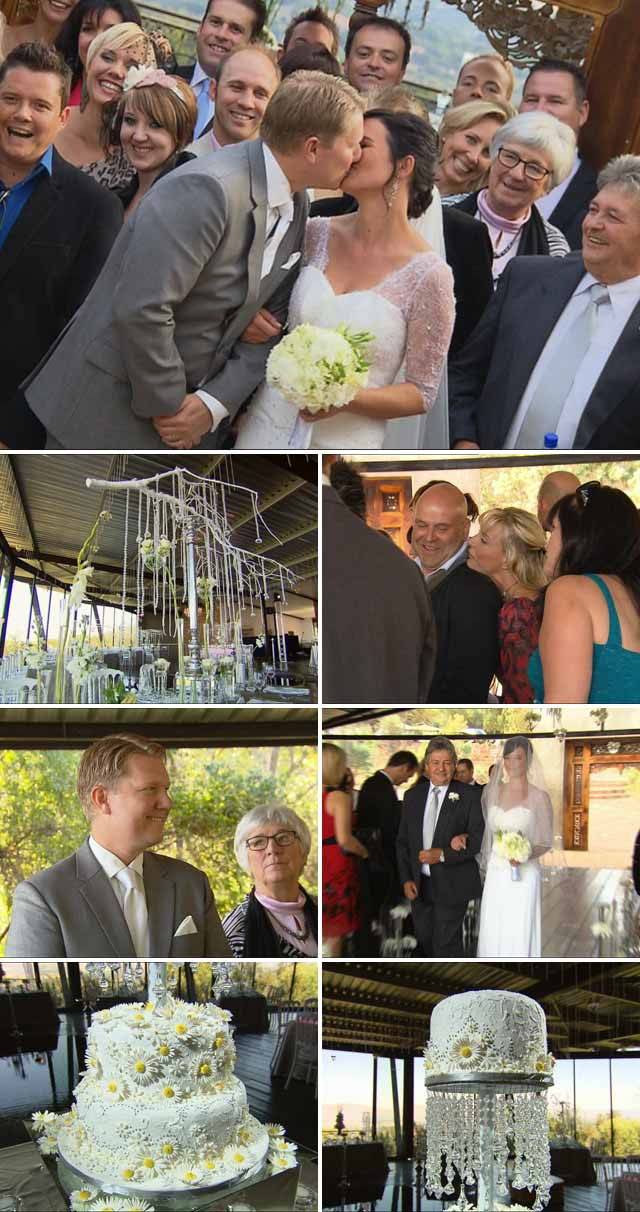 Corine du Toit's Magaliesberg Wedding