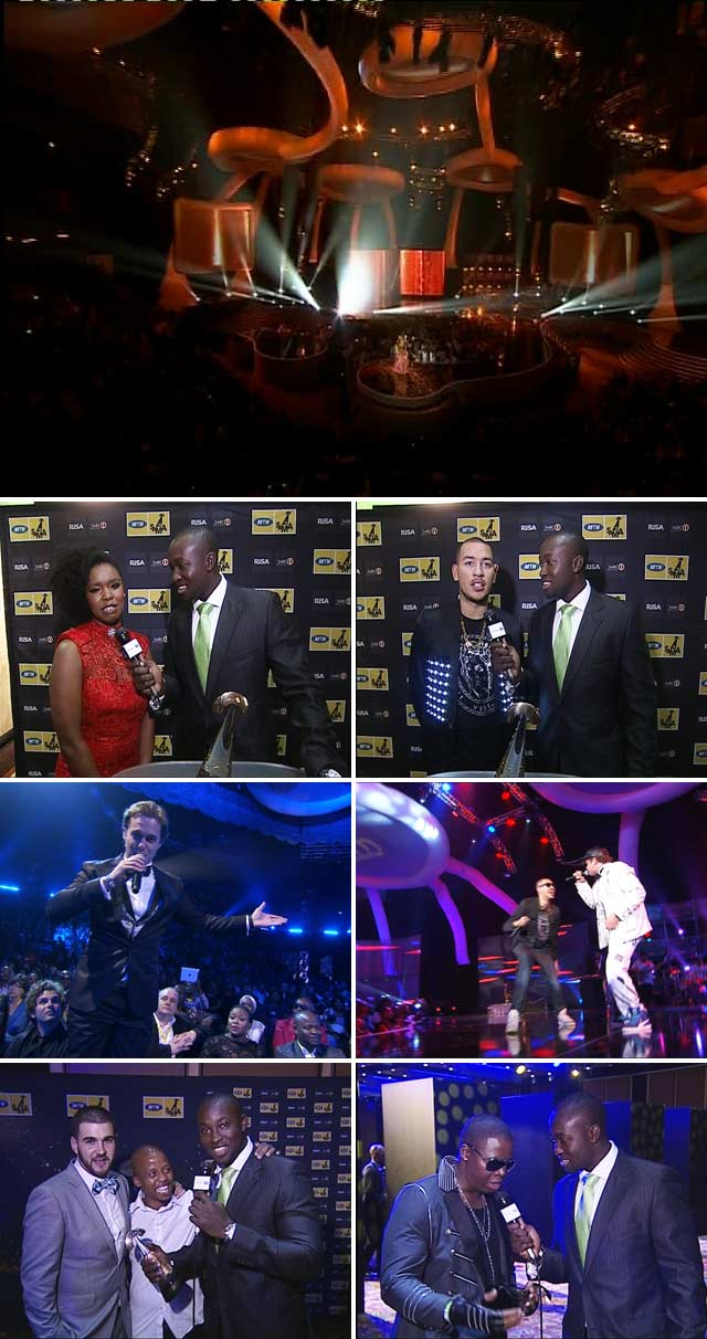 South African Music Awards 2012