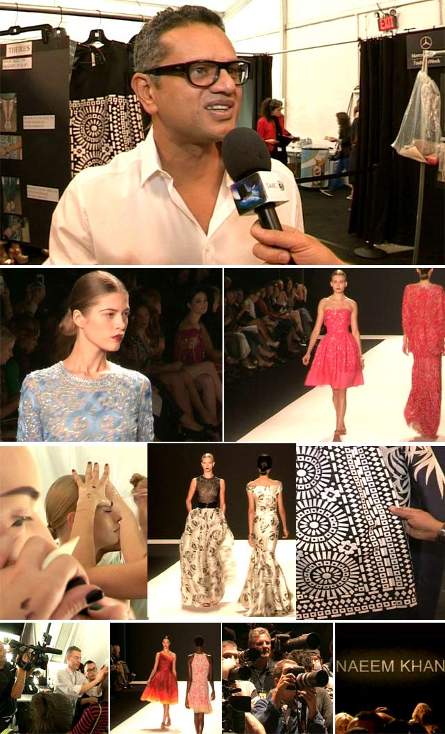 Top Billing interviews Naeem Khan