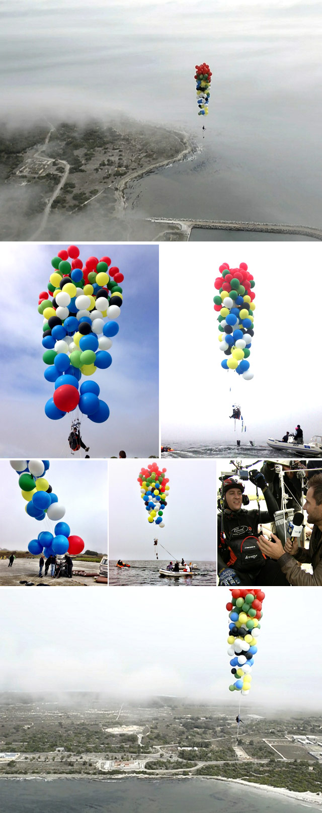 The Balloon Man on Top Billing