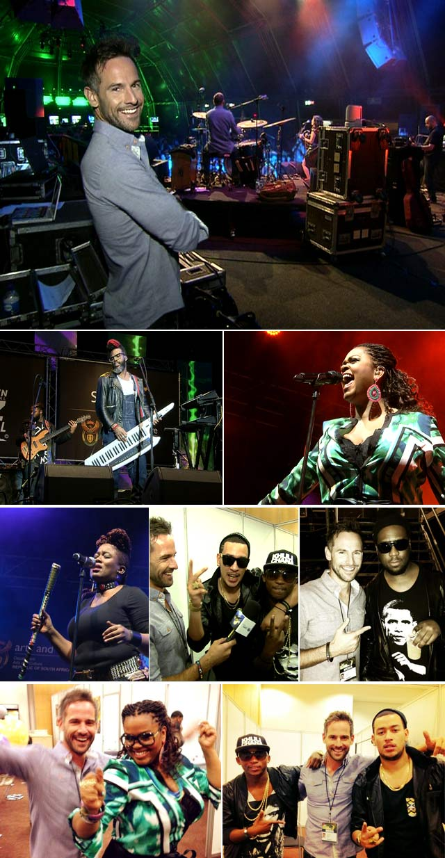 Cape Town Jazz Festival on Top Billing