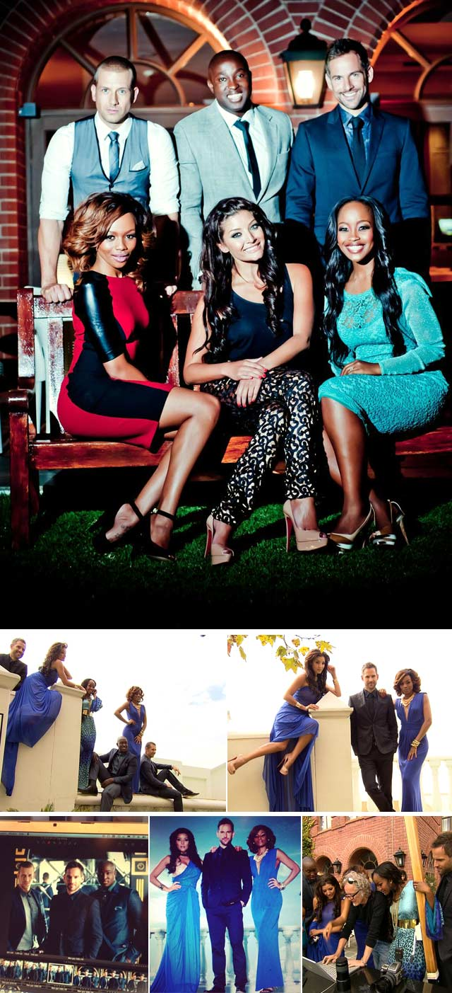 Behind the scenes with the Top Billing presenters
