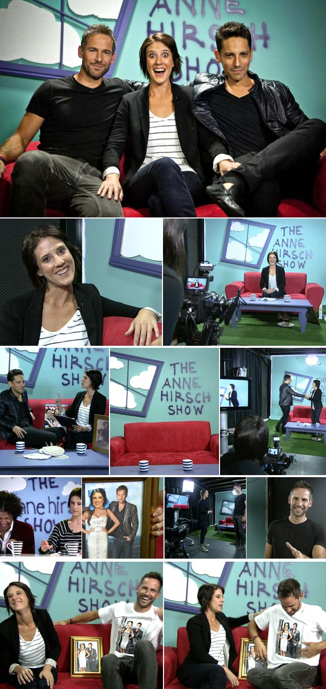 The Anne Hirsch Show on Top Billing
