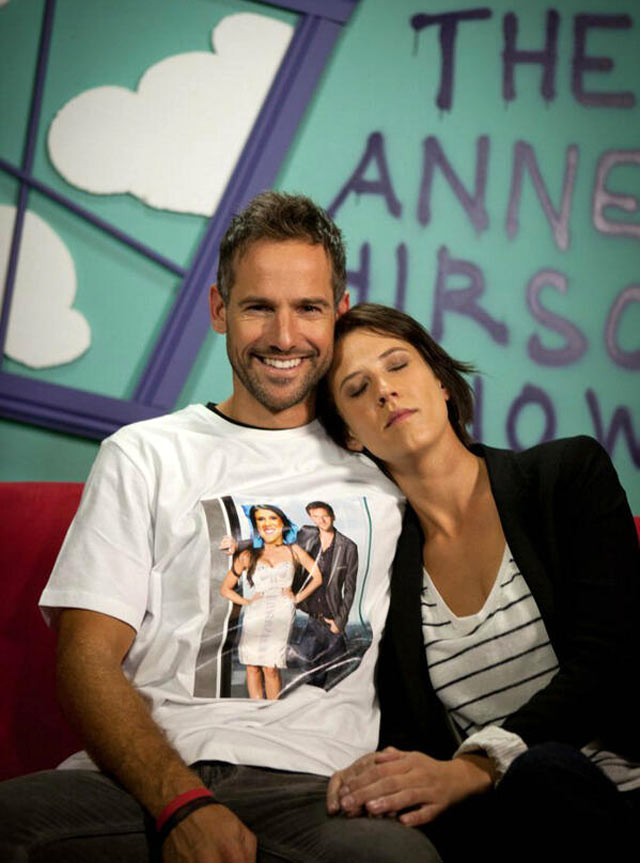 Top Billing's Janez on The Anne Hirsch Show