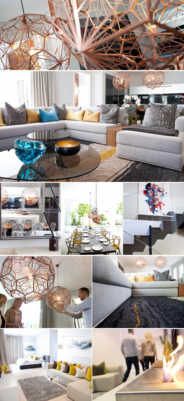 Top Billing features Georgain style home in Cape Town