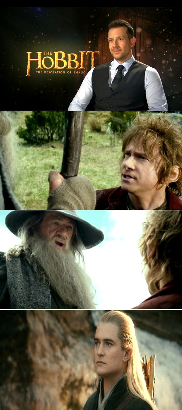 Top Billing meets the cast of the Hobbit
