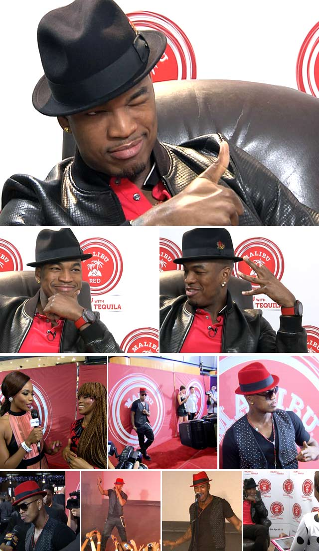 Ne-Yo interview on Top Billing