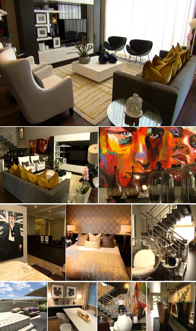 New York inspired apartment on Top Billing