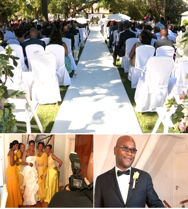 Top Billing features Nathi Mthethwa and Philisiwe Buthelezi's wedding