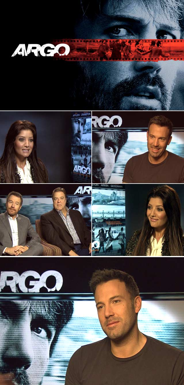 Top Billing interviews the cast of Argo