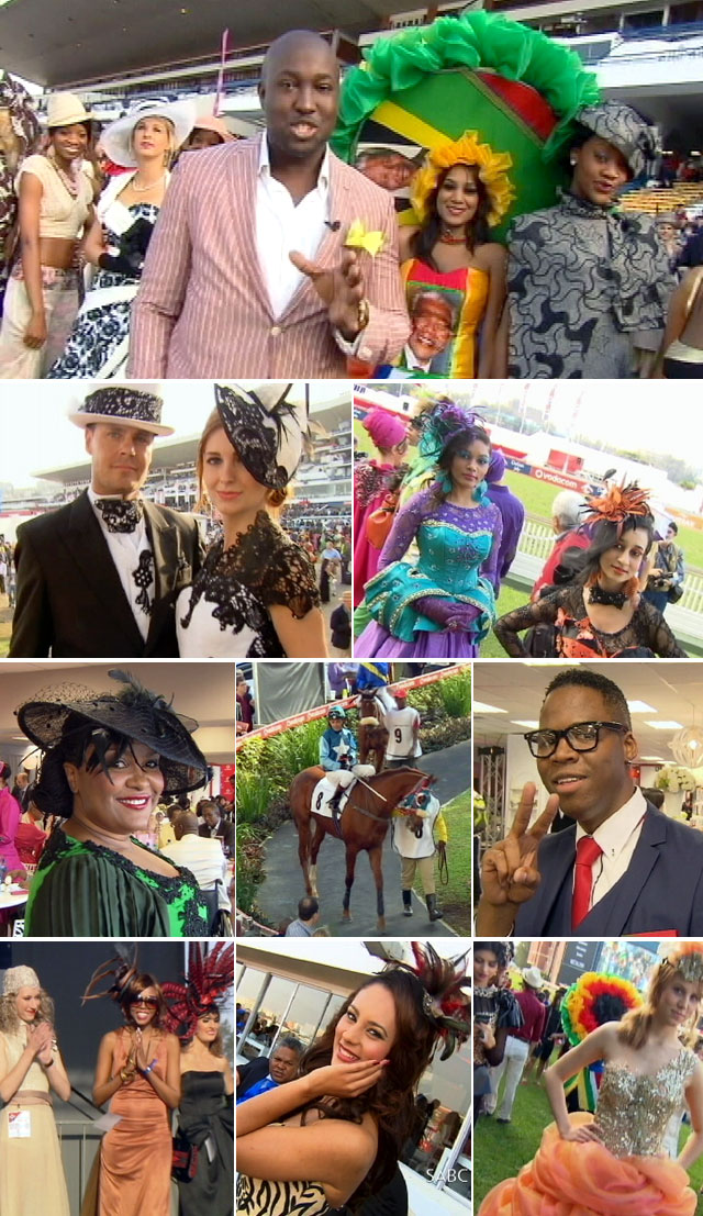 The Vodacom Durban July 2013