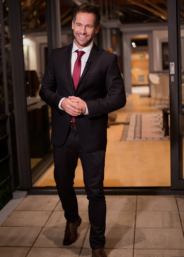 Top Billing presenter Janez Vermeiren hosts the show