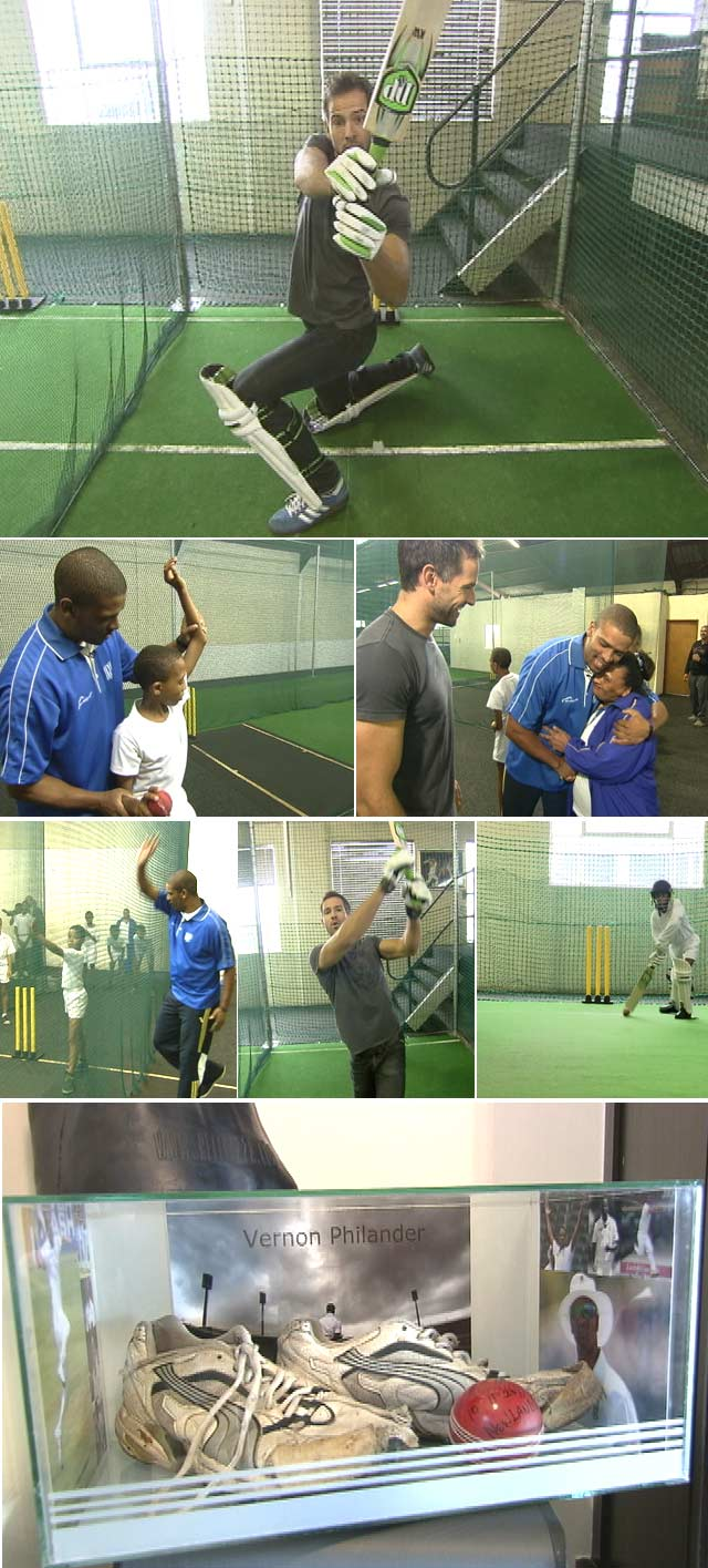Top Billing features Vernon Philander