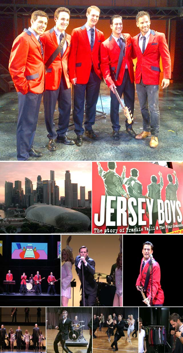 Top Billing meets the Jersey Boys