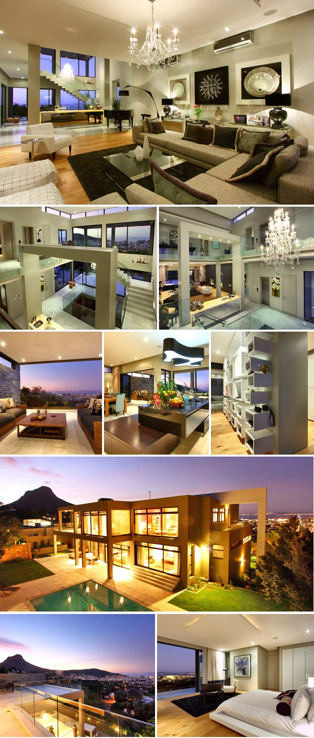 Top Billing features Oranjezicht family home