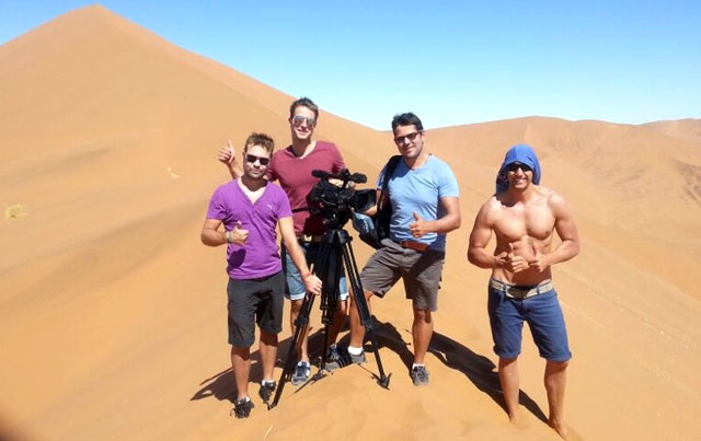 Top Billing explores Namibia