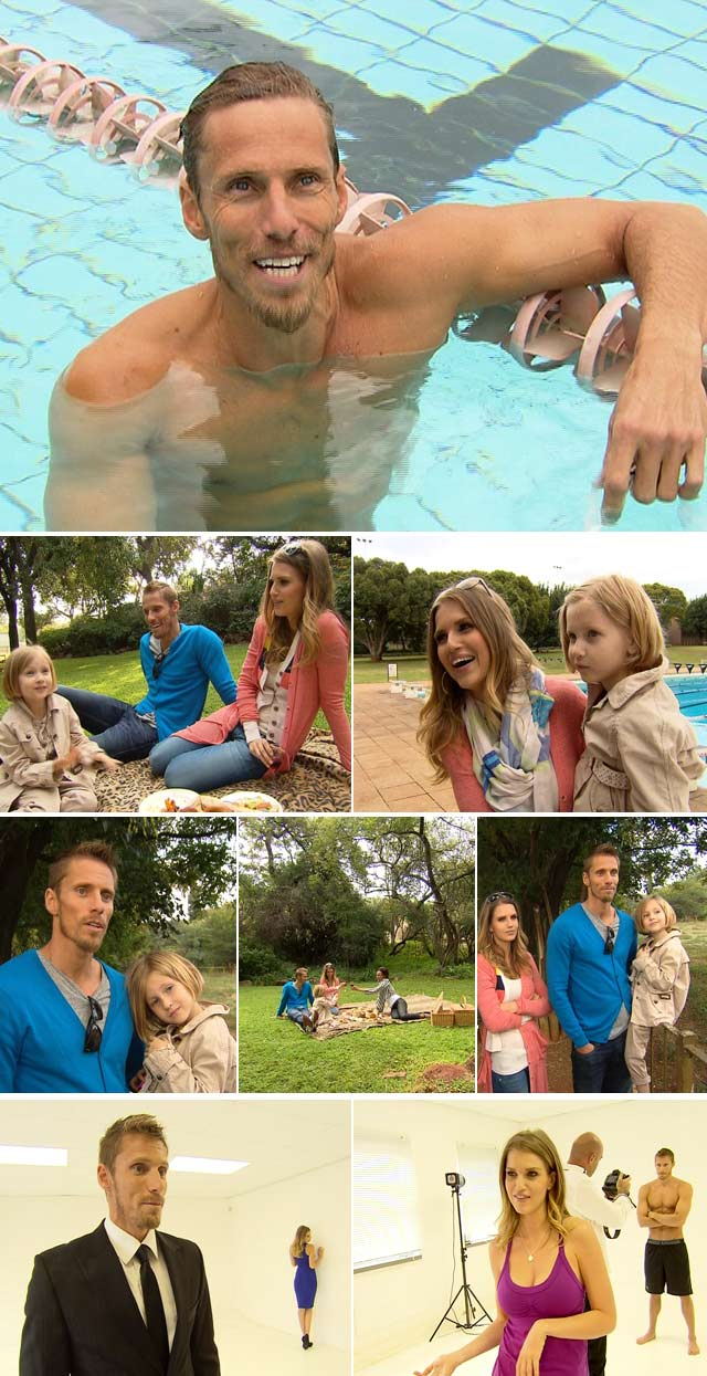 Top Billing interviews Roland Schoeman