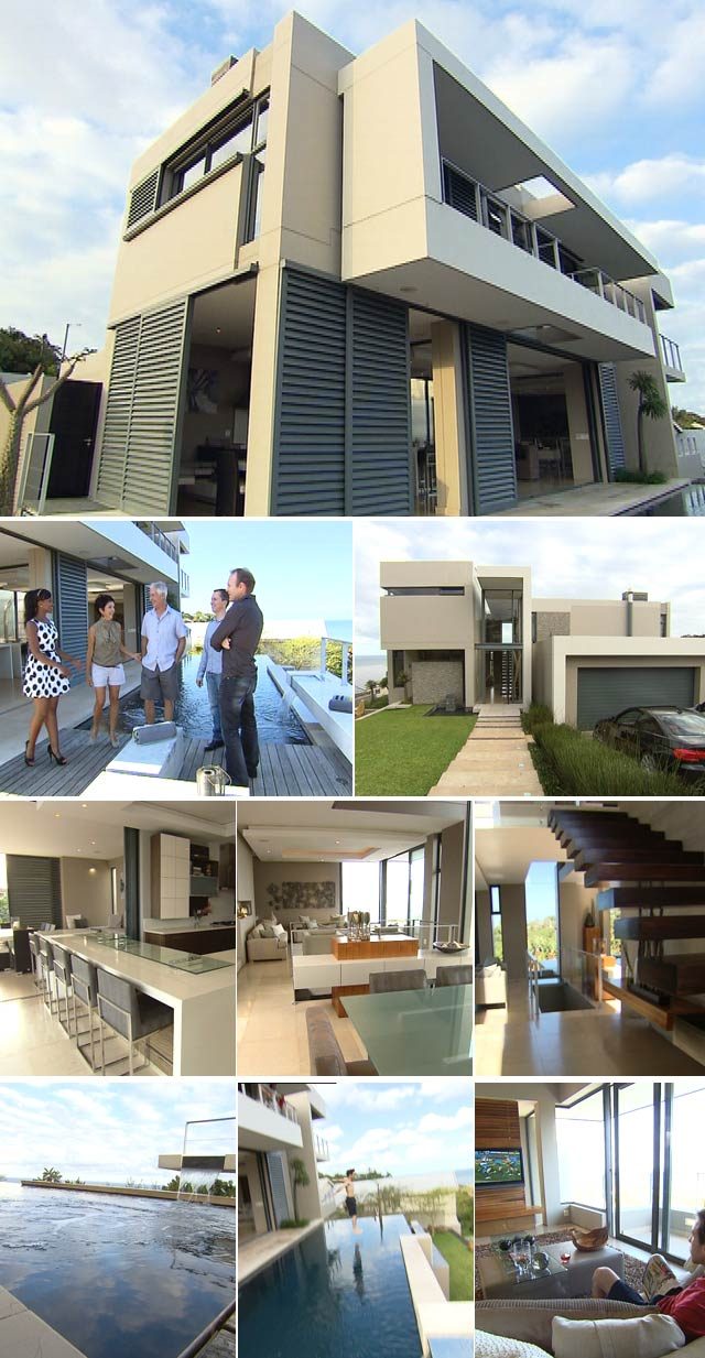 Top Billing features family beach home on the South Coast
