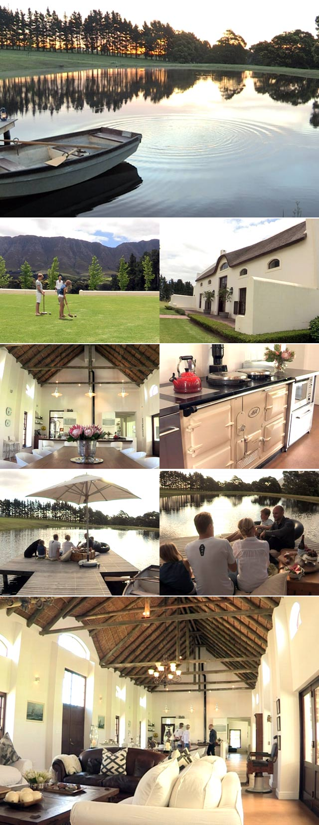 Top Billing features a family farm in the Hemel and Aarde Valley