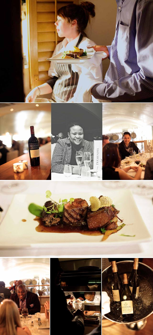 Top billing exclusive event at De Grendel Estate