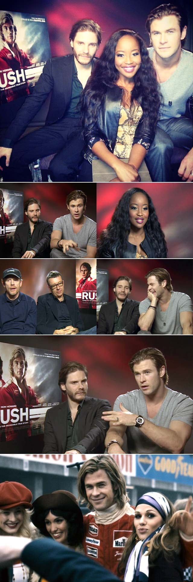 Top Billing interviews Chris Hemsworth
