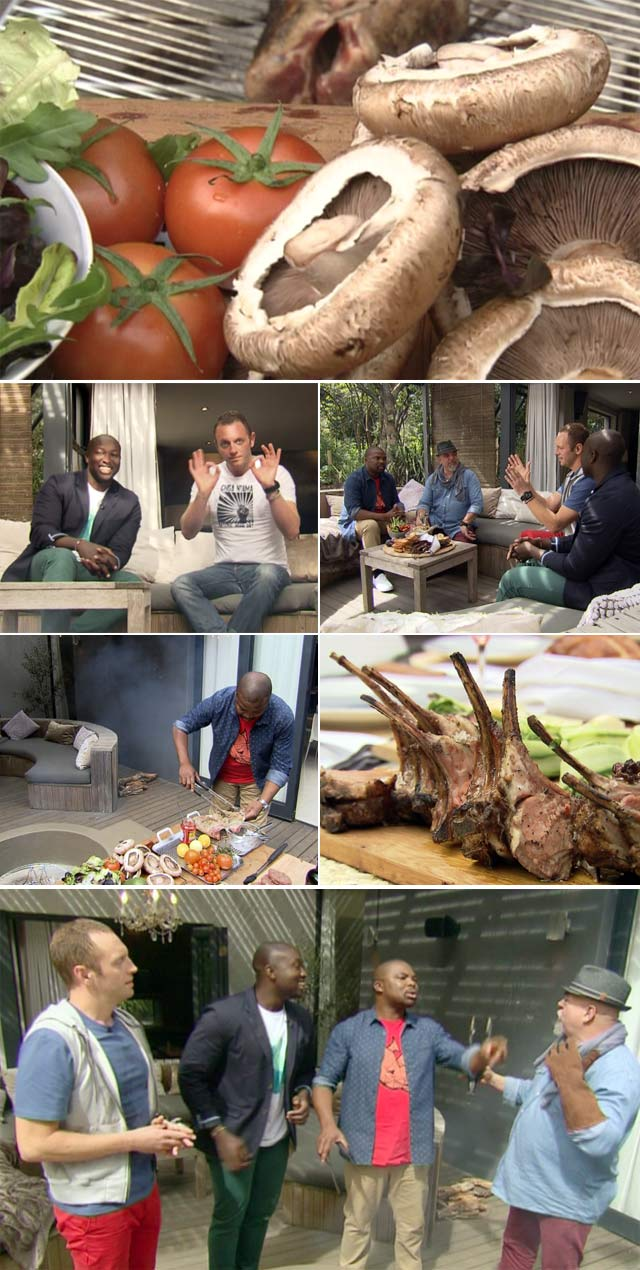 A Heritage Braai Day Cook-off on Top Billing